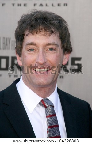 Tom Kenny  at the Los Angeles Premiere of 'Transformers Revenge of the Fallen'. Mann Village Theatre, Westwood, CA. 06-22-09