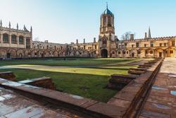 Tom Tower of Christ Church, Oxford University