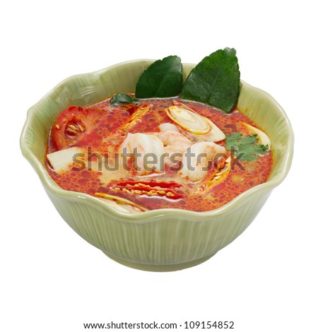 tom yum goong , thai food