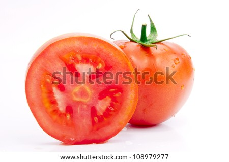 Tomato Full & Sliced