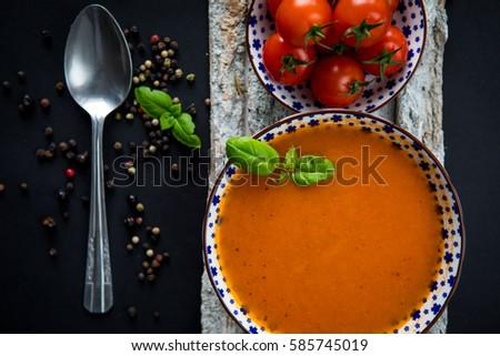 tomato soup  #585745019