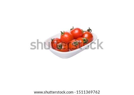 Tomatoes, Cherry tomatoes, (Tr- kiraz domates) Stok fotoğraf ©