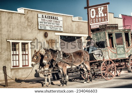 tombstone  arizona   nov 15 ...