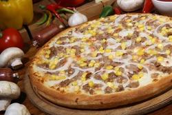 Ton Balıklı PizzaTurkey Fast Food