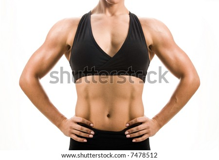 Toned Body Women