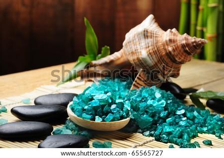 toning sea crystals