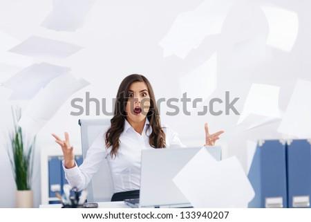 Too much work