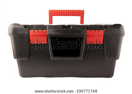 Tool Box - stock photo