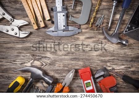 Tool, diy, toolbox.