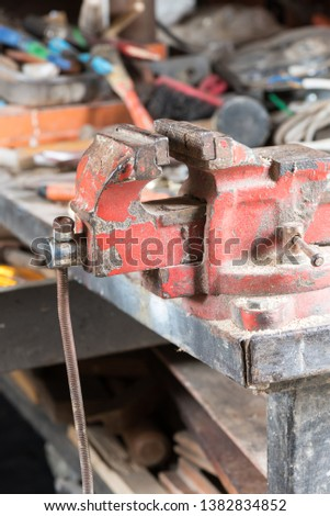Tools and work tools used #1382834852