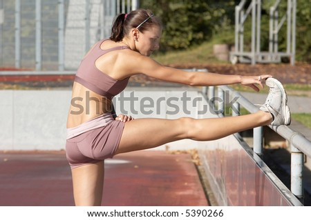 Top 20 German Athletic stretching(see more on gallery)