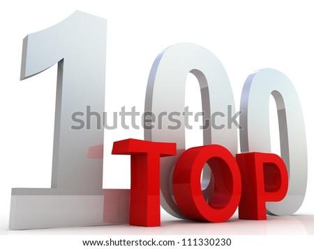 Top 100 in 3D