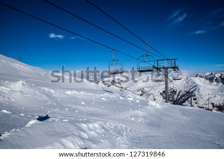 Top of Alpes