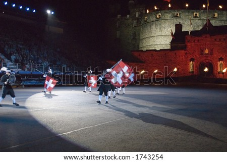 edinburgh military tattoo. Edinburgh Military Tattoo