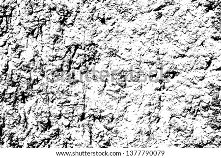 top view cracked soil ground Earth texture on white background, desert cracks,Dry surface Arid in drought land, floor has many grooves and scratches. The distressed has been shown to last a long time. #1377790079