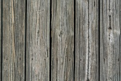 Top View of Wooden Dock, Wood Background