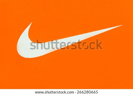 Layouts of product of nike company
