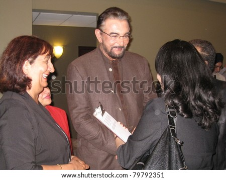 TORONTO, CANADA - JUNE 23: Kabir Bedi at 'Bollywood, Hollywood And Beyond' on June 23, 2011 in Toronto. A pre-event to the Indian International Film Academy (IIFA) Awards to be held on June 25, 2011. - stock photo