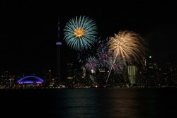 Toronto, Canda Day, 1st July