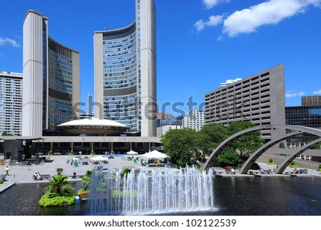 Toronto Civic Square