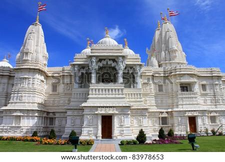 Toronto Hindu temple Shri Swaminarayan Mandir, Toronto, Canada