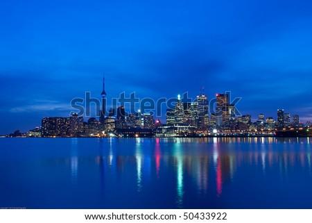 Toronto landscape #50433922