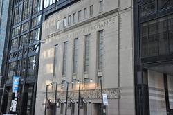 Toronto Stock exchange building