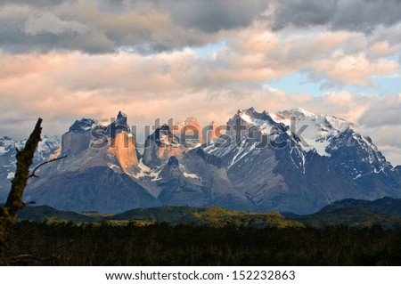 Torres del Paine #152232863