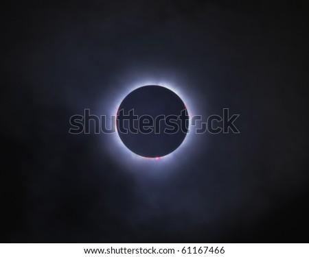 Total solar eclipse, 1999