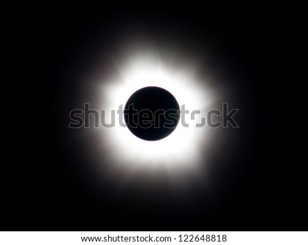 Total Solar Eclipse - the Diamond Ring