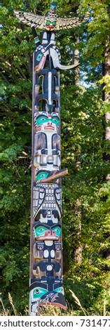 Totem Pole #731477986