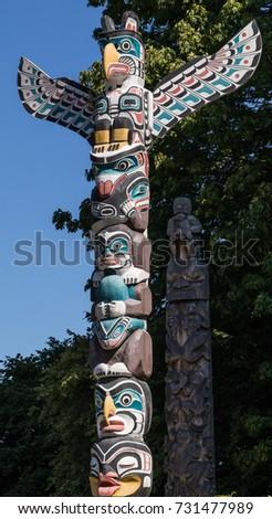 Totem Pole #731477989