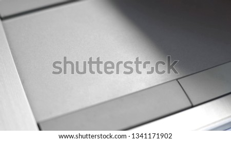 Touchpad on laptop, device sensor feature for moving cursor on monitor #1341171902