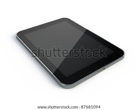 Touchscreen Tablet PC