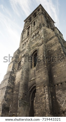Tour Charlemagne, city of Tours, France #719443321
