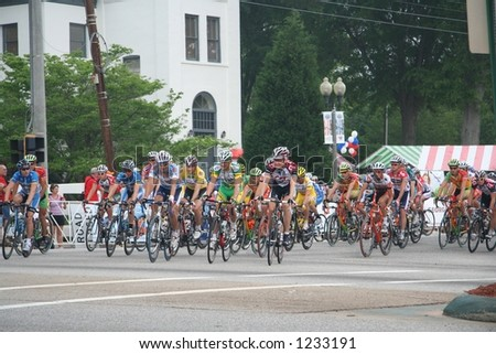 Tour de Georgia - Peleton 2