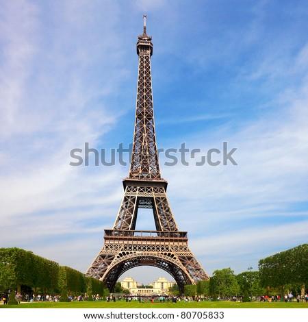 Tour eiffel - European national landmark
