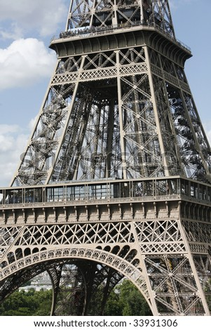 Tour Eiffel Paris *** Local Caption ***