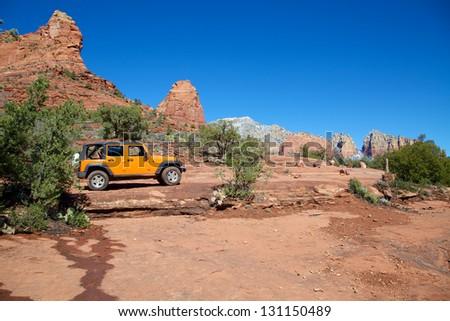 Touring the Red Rock Country Sedona Arizona
