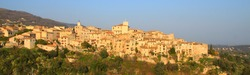 Tourrettes sur Loup is a charming medieval village in the South of France