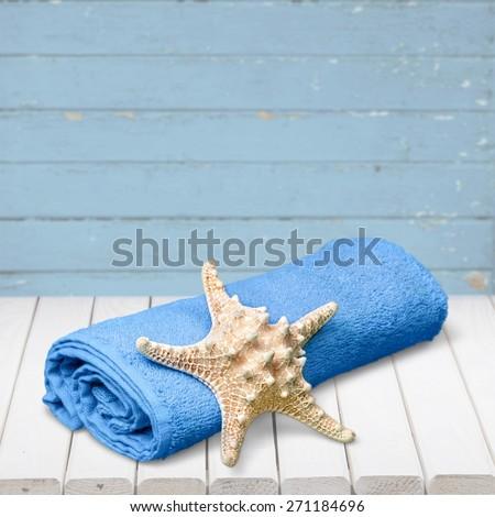 Towel, Beach Towel, Bathroom.