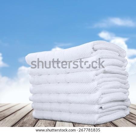 Towel. Clean towels