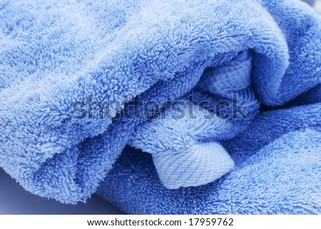 towel closeup