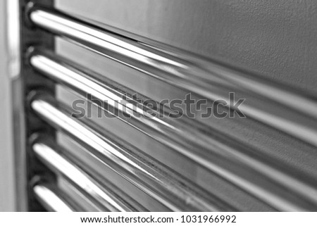 Towel Rail Chrome bathroom radiator