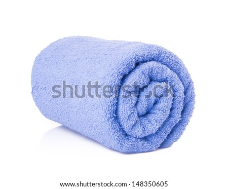 towel. towel on the background
