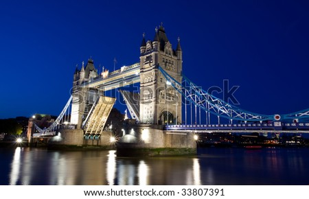 Tower Bridge, London #33807391