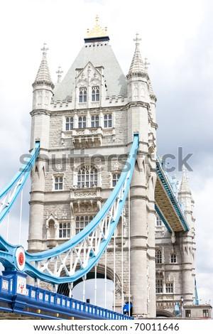 Tower Bridge, London, Great Britain