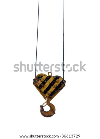 Tower Crane Hook