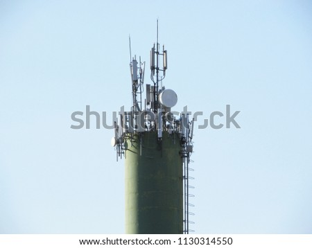 tower for cellular antenna #1130314550