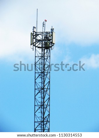 tower for cellular antenna #1130314553